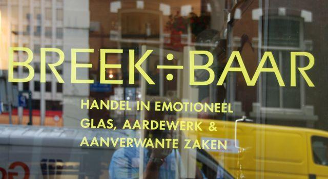 4: Emotioneel Glas?