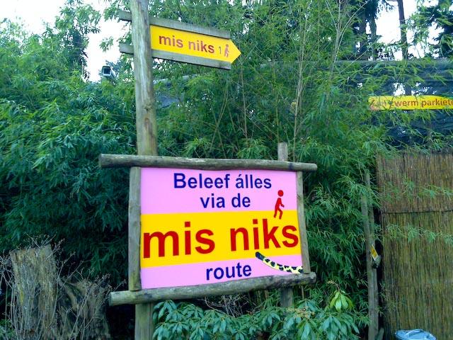 544: Mis Niks Route