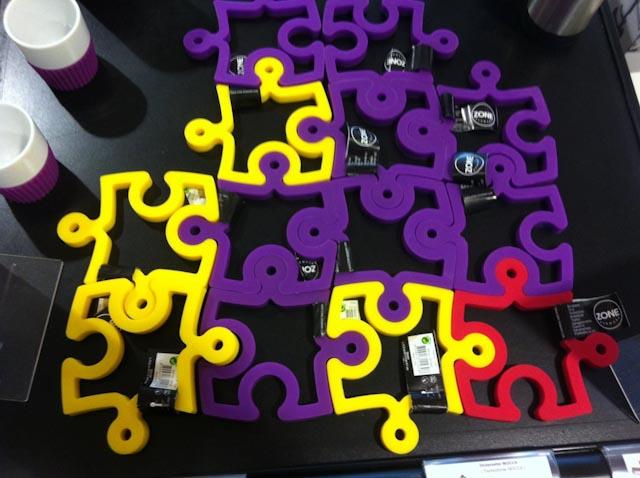 Onderzetter Puzzle