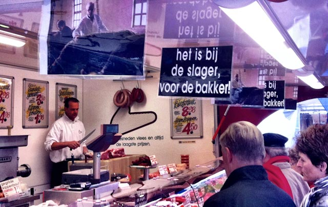 1349: Slager Voor De Bakker