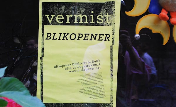 1449: Vermist Blikopener
