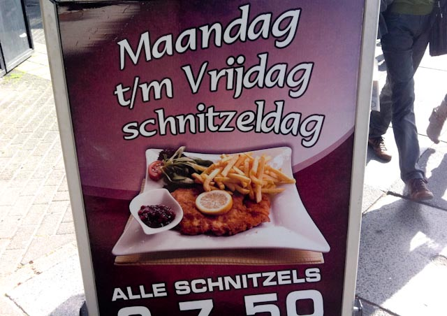 1519: Schnitzeldag