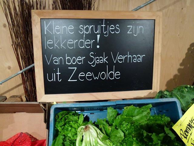 Klein Is Lekkerder