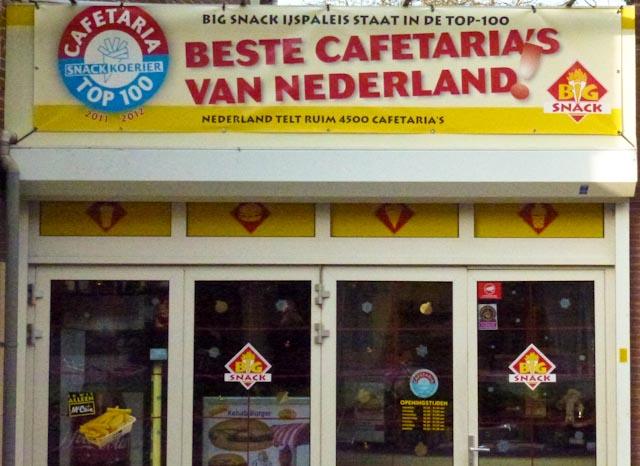 1614: Top 100 Cafetaria
