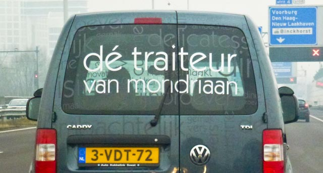 Traiteur Va  Mondriaan