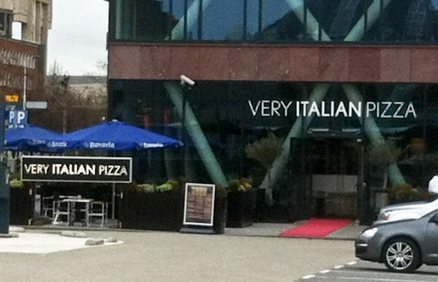 Very Italian