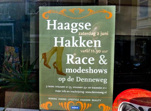 Haagse Hakken Race