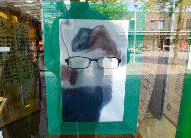Spiegelbril