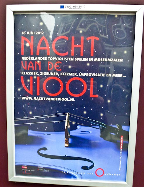 Nacht Van De Viool