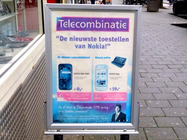 1969: De Nieuwste Oude Nokia's