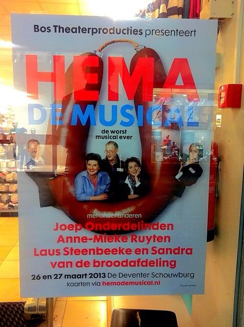 1996: Hema, De Musical