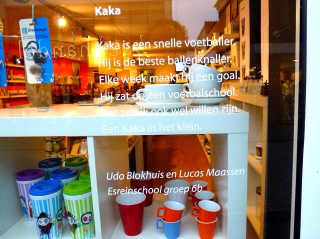 2015: Winkel Gedicht