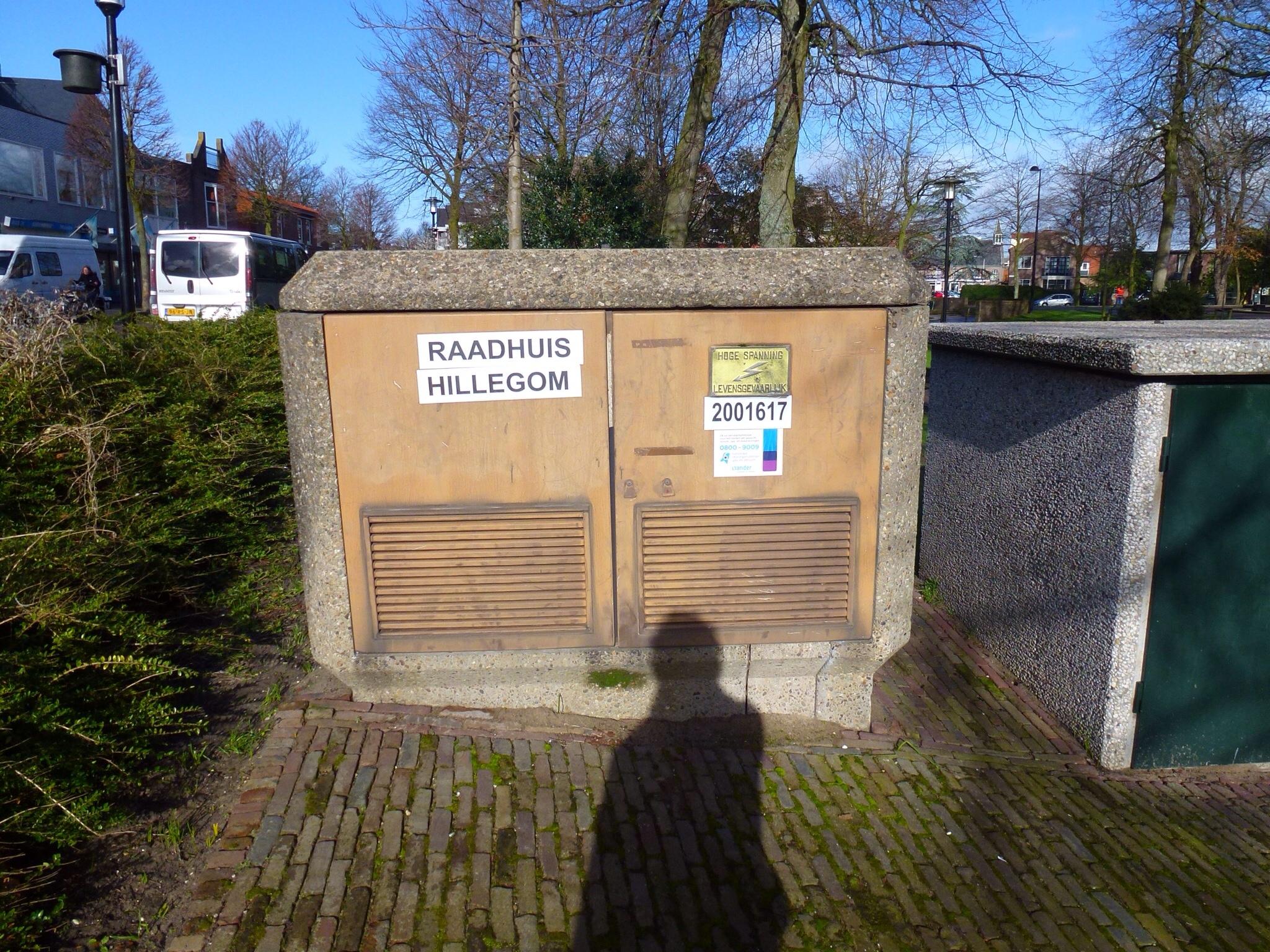 2022: Raadhuis Hillegom
