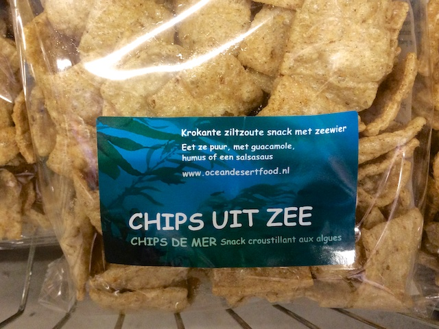 Chips uit zee