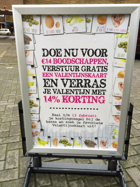 Valentijn Werving