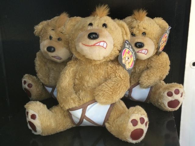 2466: Bad Taste Bears
