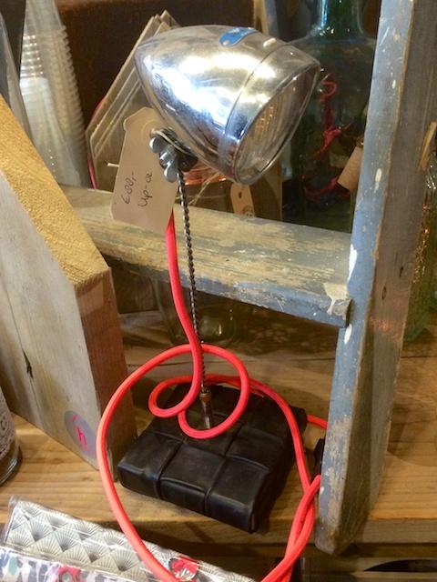 2476: Fietslamp-lamp