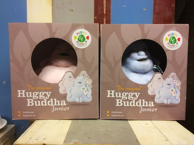 Huggy Buddha Jr