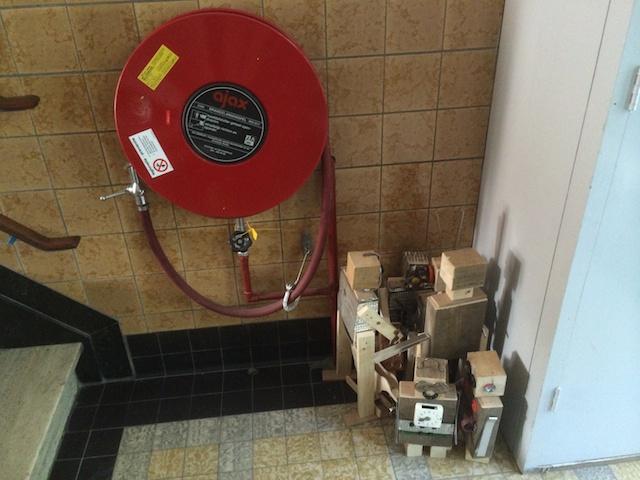 Brandweer Robots