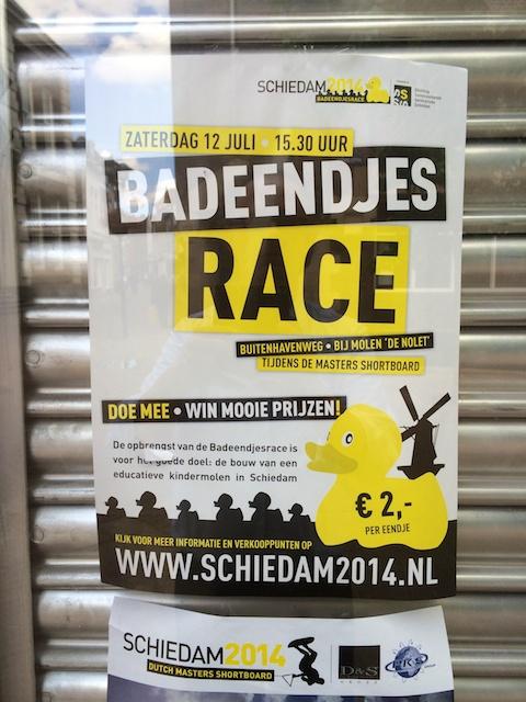 Badeendjes Race
