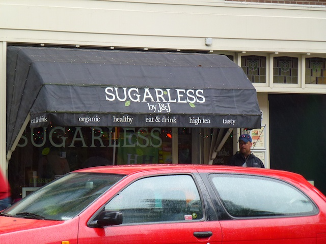 2539: Sugarless