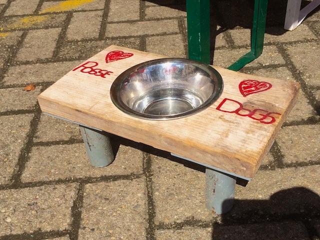 Eettafel Voor Honden