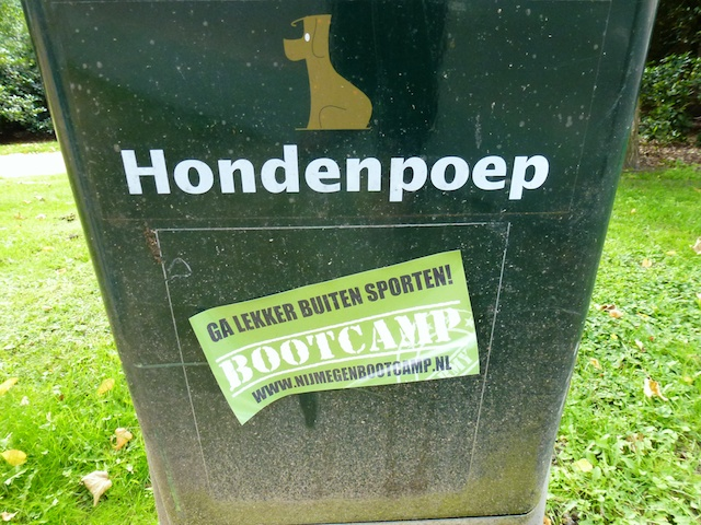 2603: Buitensport En Hondenpoep