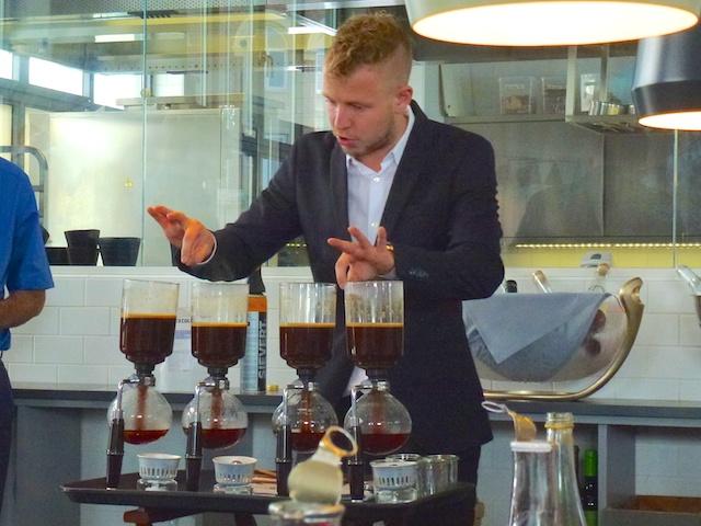 2609: Nieuwe Koffie Experience
