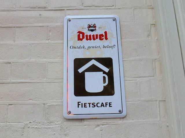 Duvel Fietscafe