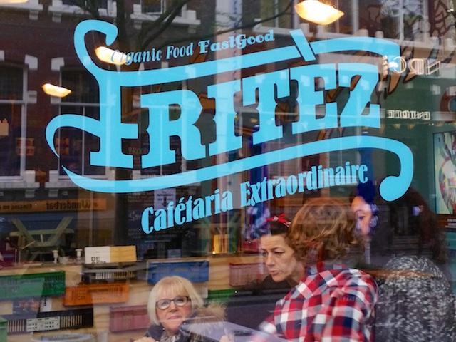 Cafetaria Extraordinaire