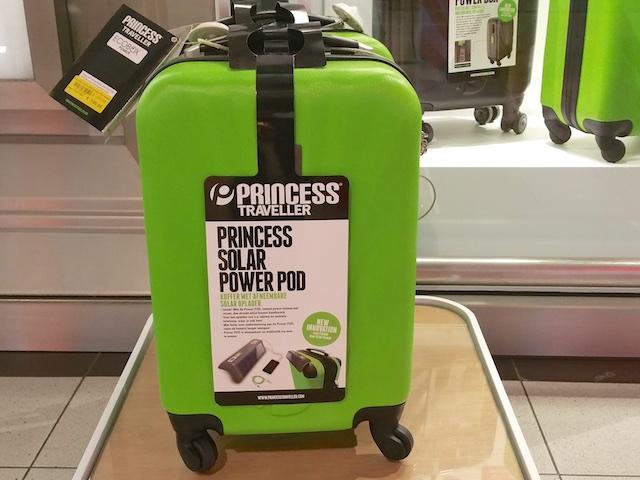 Oplaad Koffer