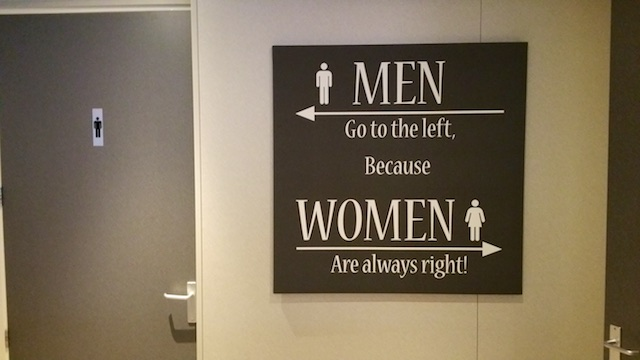 Woman Always Right