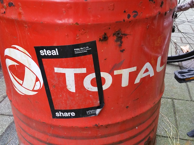 Steal & Share