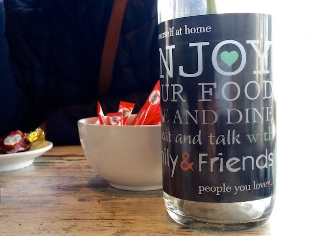 Vriendelijke Fles
