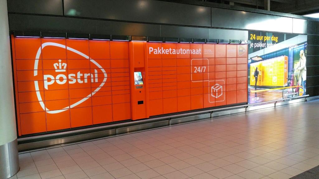 Pakketautomaat
