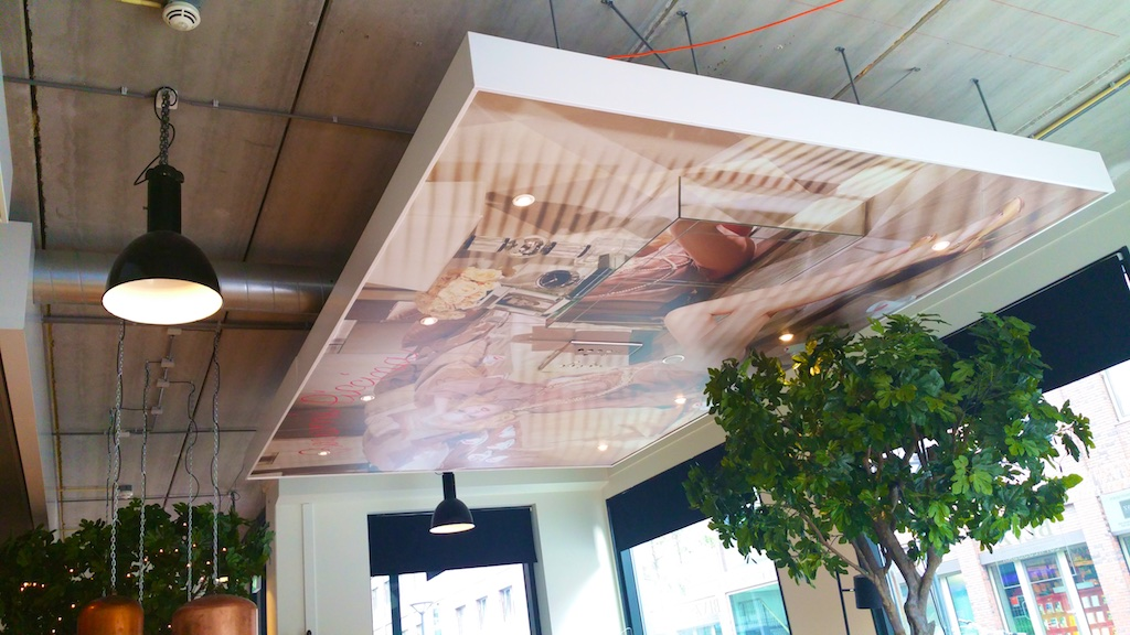 2930: Plafond Foto's