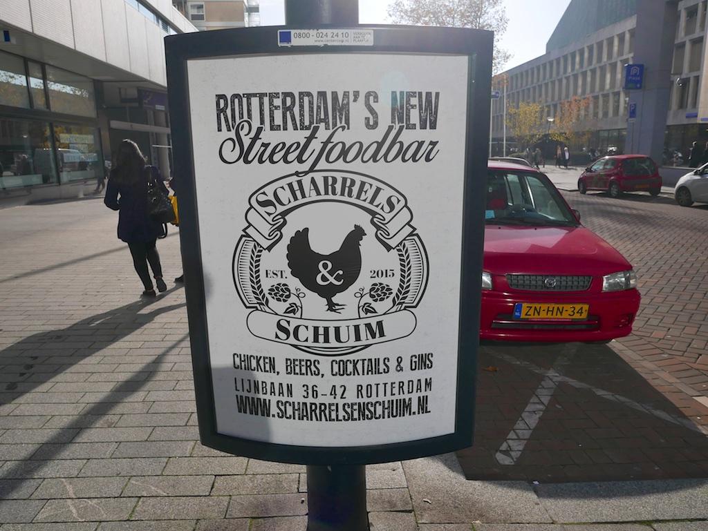 3022: Scharrels & Schuim