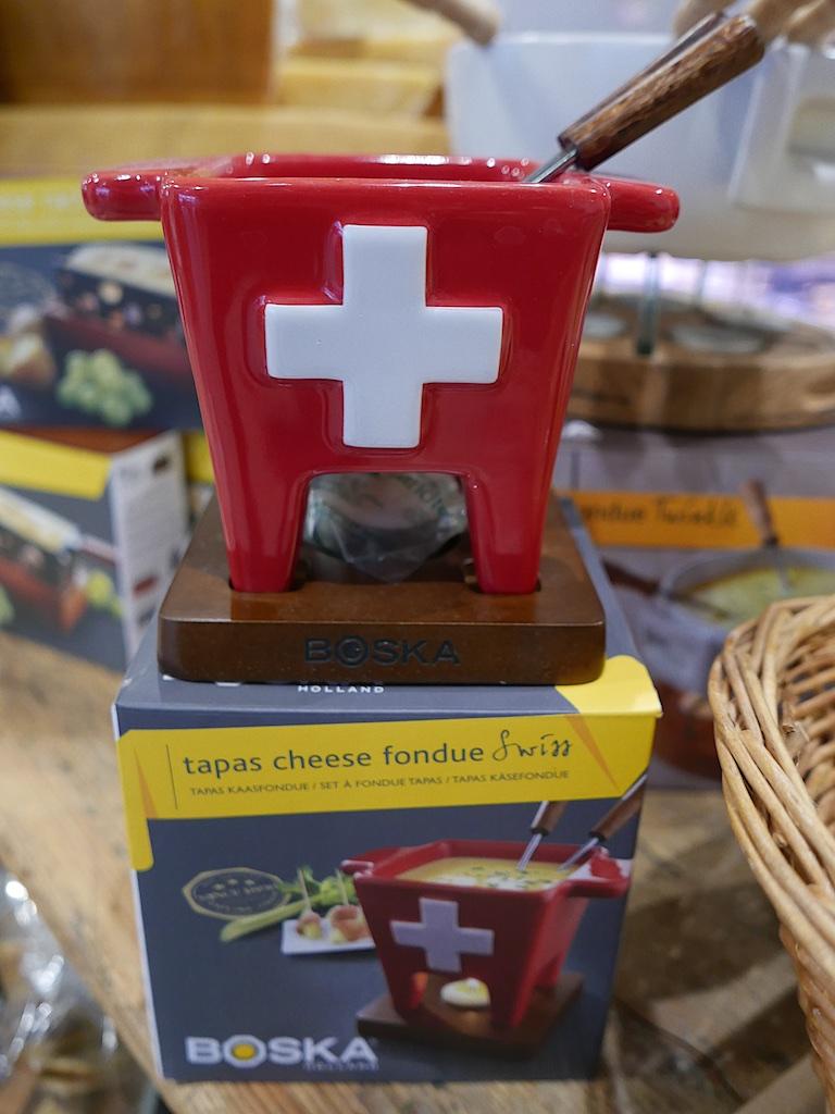 Tapas cheese