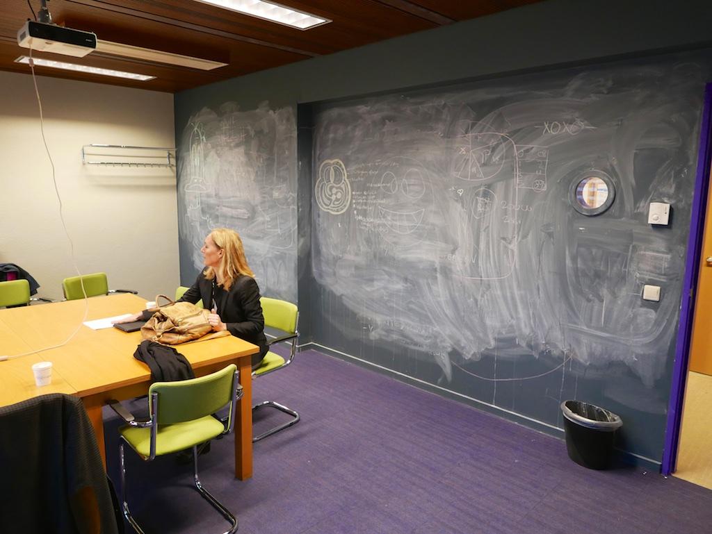 3067: Schoolbordzaal