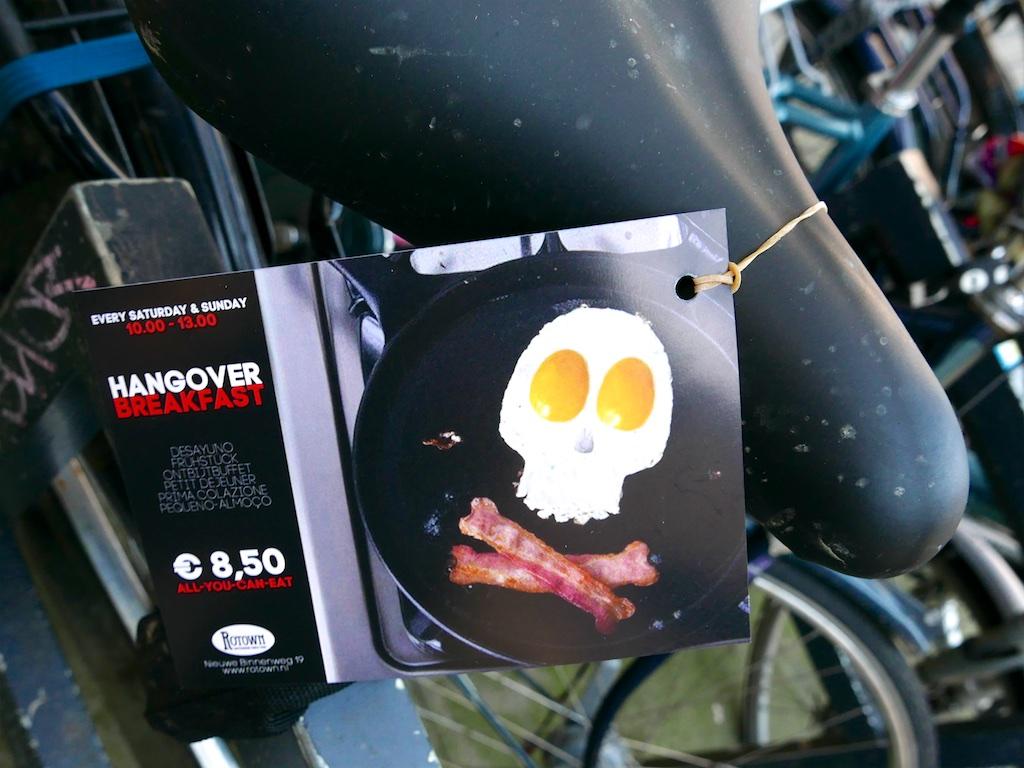 3143: Hangover Breakfast