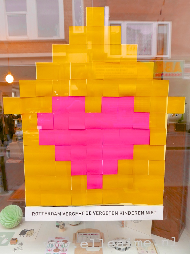 Post It Huis (1)