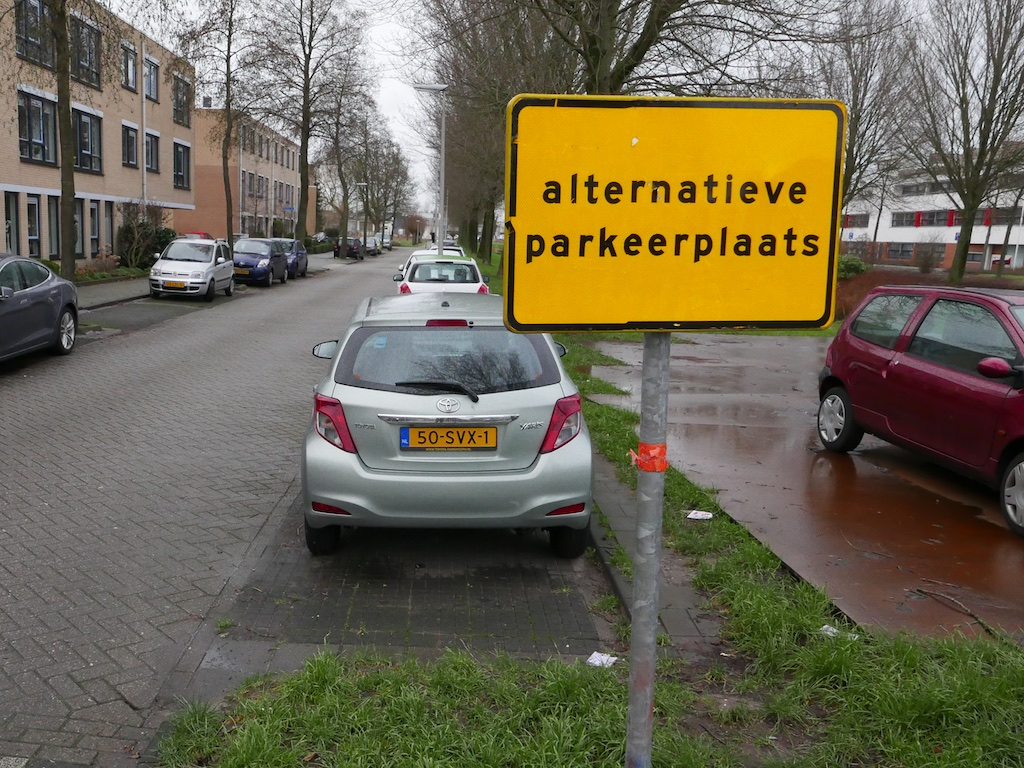 3136: Alternatief Parkeren