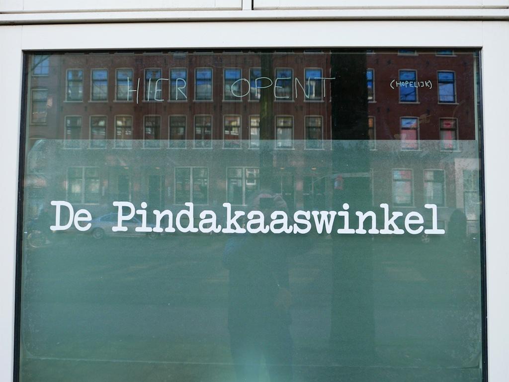 3146: De Pindakaaswinkel