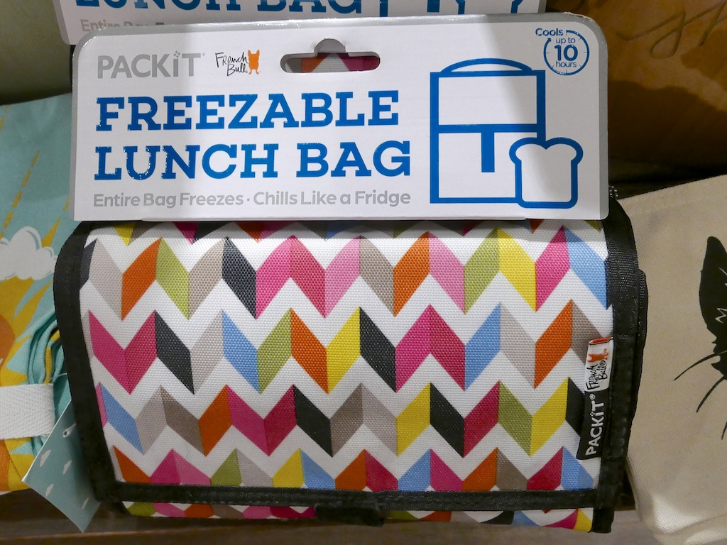 3223: Freezable Lunch Bag