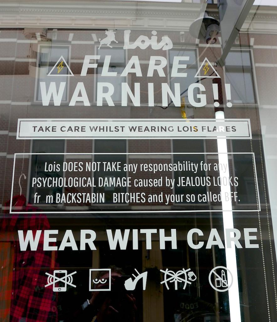 Flare Warning