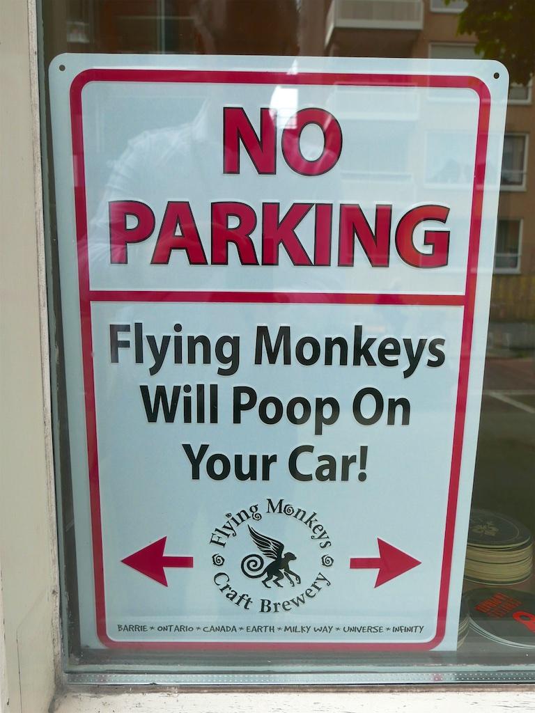 3249: Flying Monkey Poop