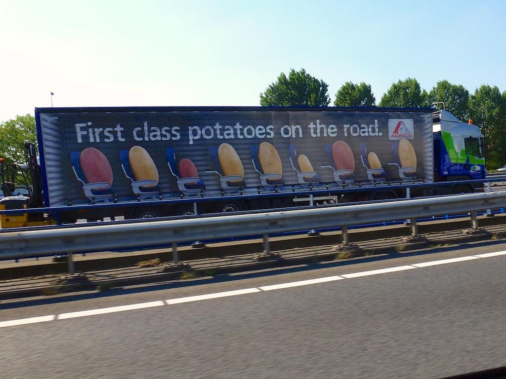 3293: Verwende Aardappelen