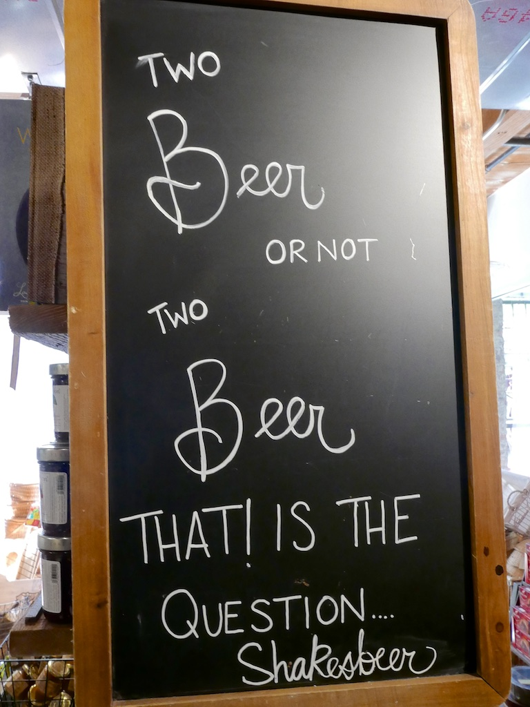 The Beer Or Not