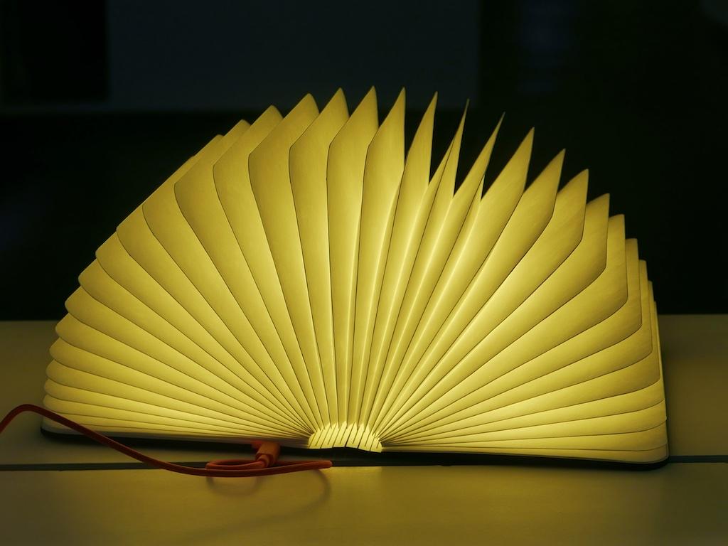 literaire lamp