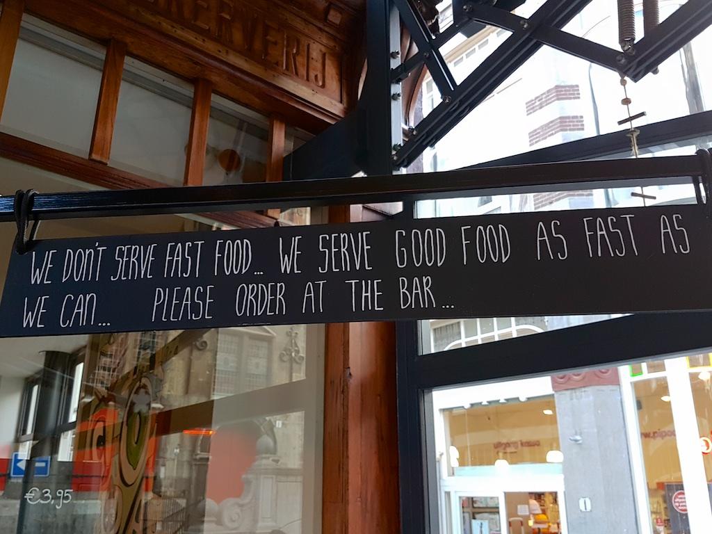 Fast Food Food Fast